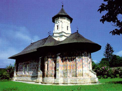Two days tour to the fanthastic painted monasteries in Bucovina