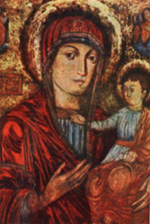 The marvelous icon of Nicula